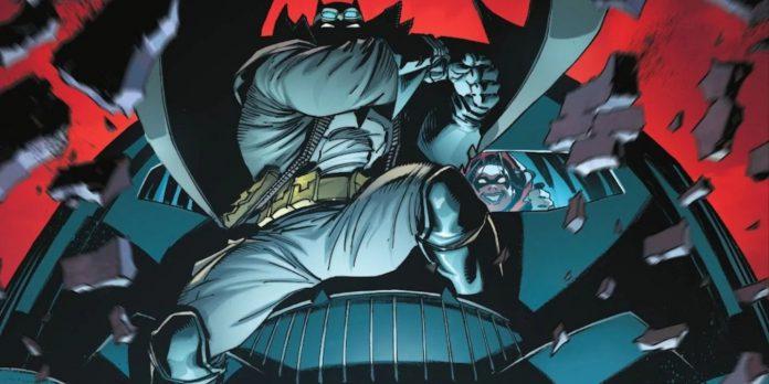 Novo Nemsis do Batman revela o lado negro das vitórias do Cavaleiro das Trevas