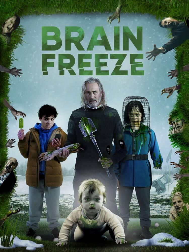 Zumbi atacam no trailer do terror cômico 'Brain Freeze'; Assista! 1