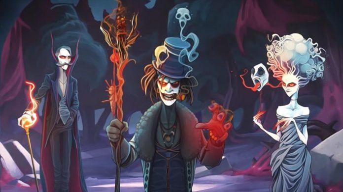 Rogue Lords é um roguelike diabolicamente divertido onde trapacear é considerado uma virtude