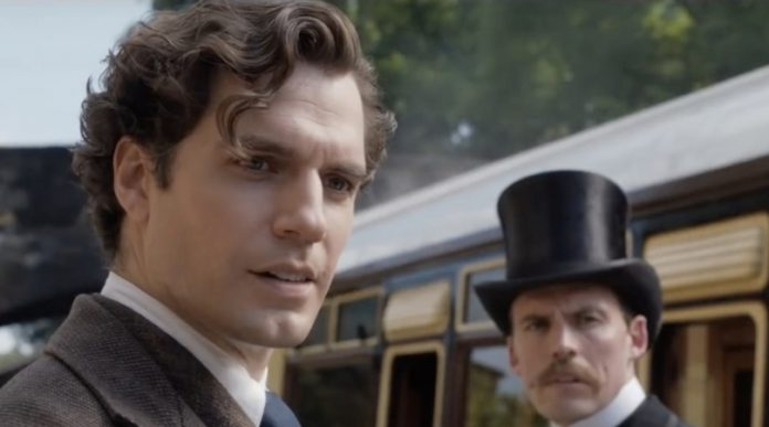 Henry Cavill VOLTARÁ a viver o detetive Sherlock Holmes