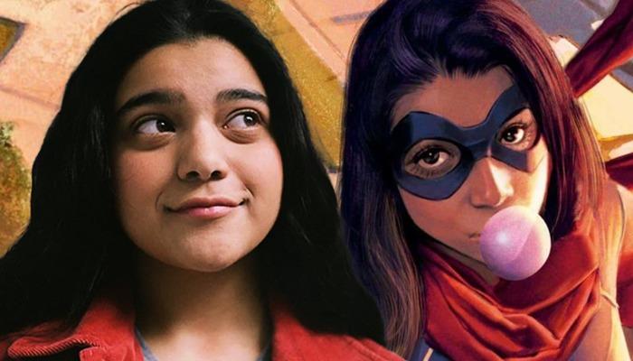 'Ms. Marvel': Nova série do Disney+ é oficialmente confirmada para 2022