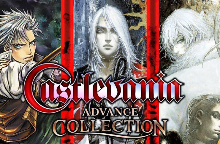 A coleção Castlevania Advance foi lançada