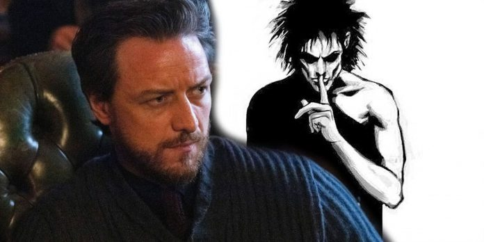 The Sandman: James McAvoy compartilha sua visão sonhadora do Morpheus de Neil Gaiman