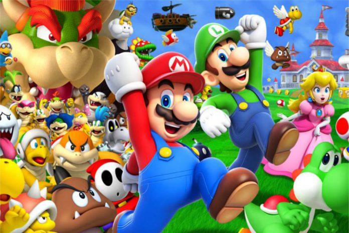Super Mario vai ganhar filme com Chris Pratt e Anya Taylor-Joy; Confira o cartaz!