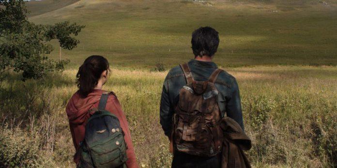 The Last of Us da HBO estreia Joel e Ellie na primeira foto oficial - Live Action