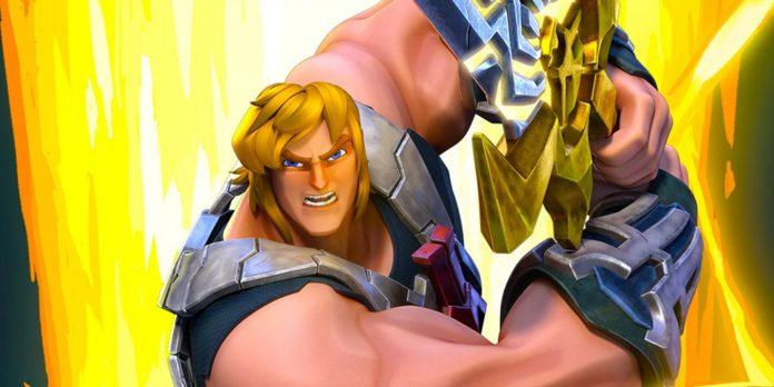O tema da reinicialização do He-Man é terrível - e você nunca vai tirar isso da cabeça