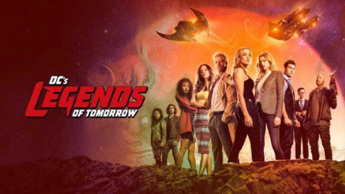 'Legends of Tomorrow': 7ª temporada ganha BELÍSSIMO pôster estilo noir; Confira!