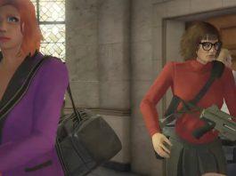 GTA Online Player envia a gangue Scooby-Doo para roubar um banco