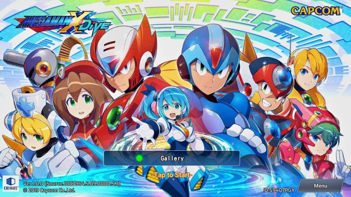 Mega Man X DiVE Early Acesso Antecipado Agora Disponível na América Latina