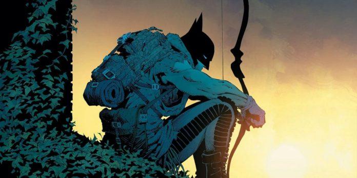 Batman: Capítulos superdimensionados do Ano Zero acidentalmente sobrecarregaram a equipe de arte