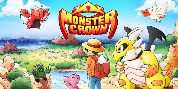 Monster Crown inspirado em Pokémon foi lançado e aqui está o trailer de lançamento