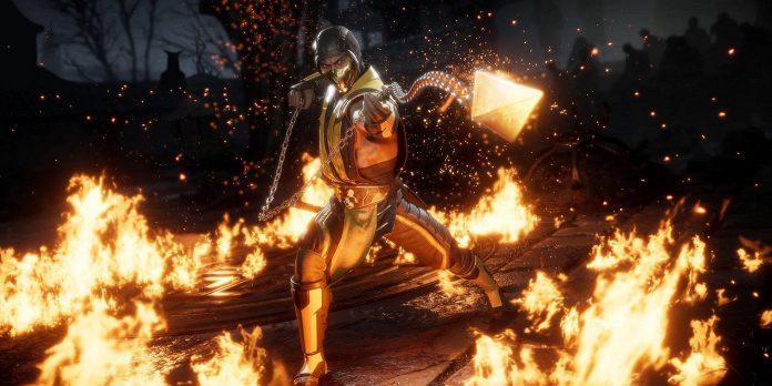 Vídeo do Mortal Kombat revela a invenção do movimento 'Get Over Here' do Scorpion