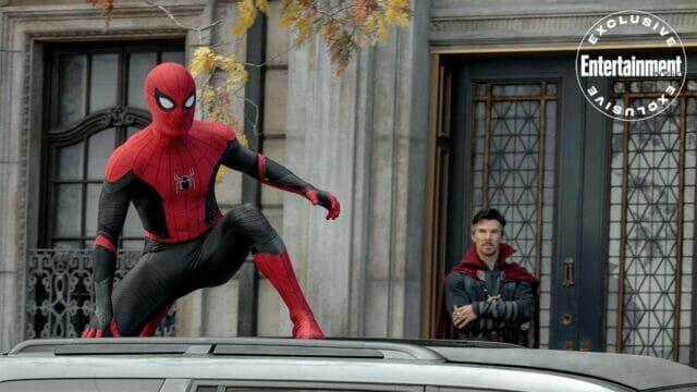 Com novas imagens, Tom Holland diz que Homem-Aranha 3 é fim de franquia 2