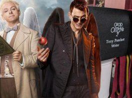 Good Omens 2ª temporada: Neil Gaiman revela que o espírito de Terry Pratchett está vivo e bem