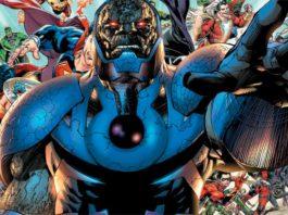 Darkseid nunca pode saber seu verdadeiro papel no universo de DC